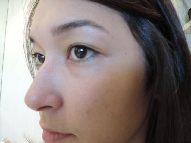 naturalmente possuo olheira, piorou com a idade, nessa foto está um pouco pior,pois estou gripada!