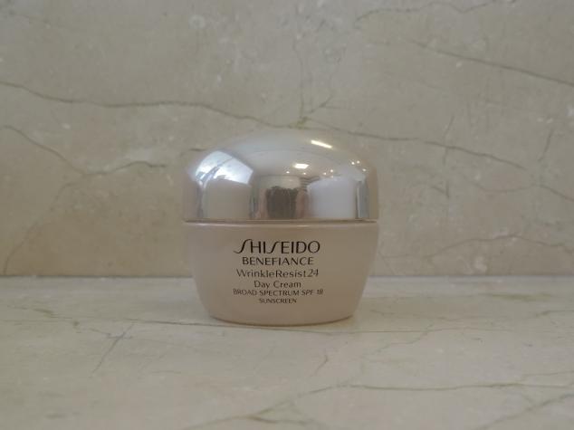 Creme Shiseido Benefiance, passo depois do serum.