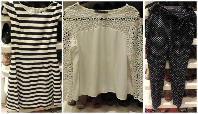 As roupas que usei no #tonoprovador.