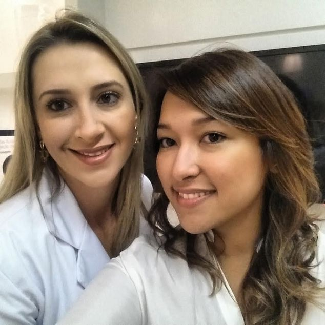 O nosso selfie que postei no Instagram @balzaquiei