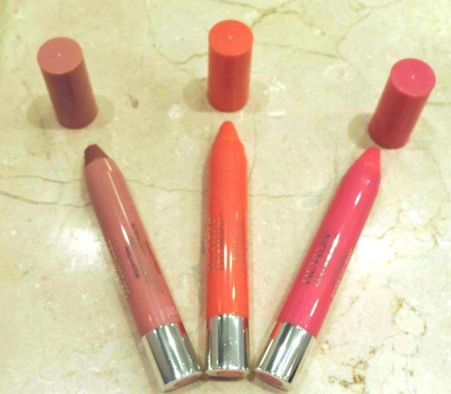 Essas são as cores que comprei pra mim!