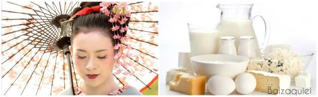 intolerância a proteína do leite.